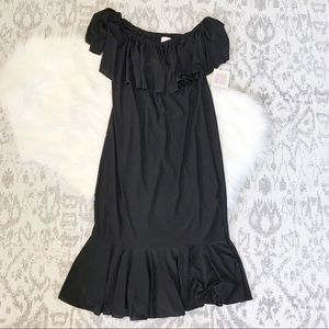 LulaRoe: Cici Dress Black NWT size Large 23